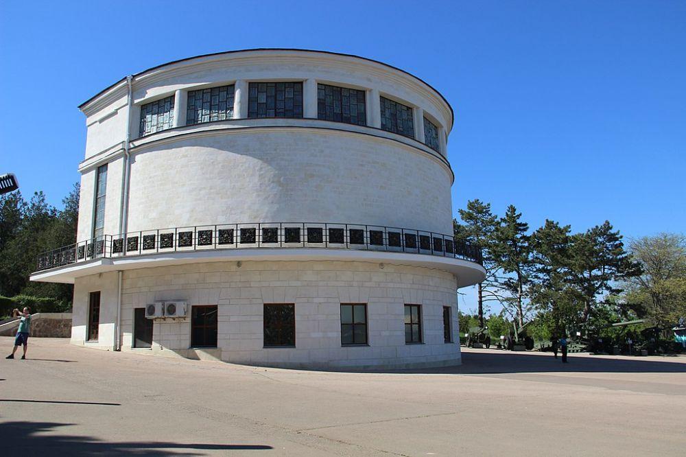 Диорама на Сапун-горе в Севастополе закрывается на реставрацию