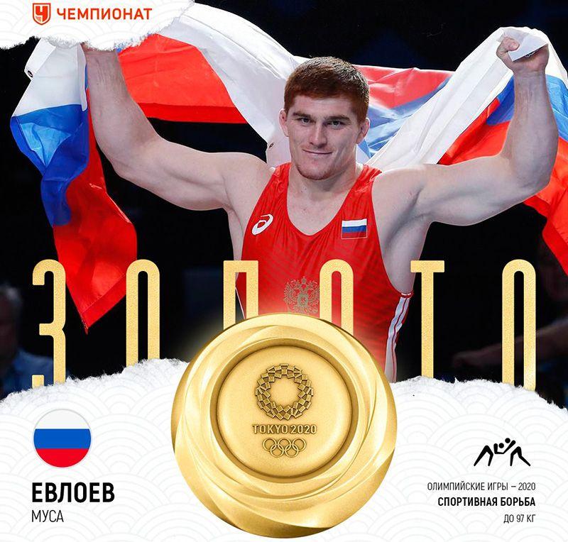 На Олимпиаде-2020 у России сегодня не самый урожайный день