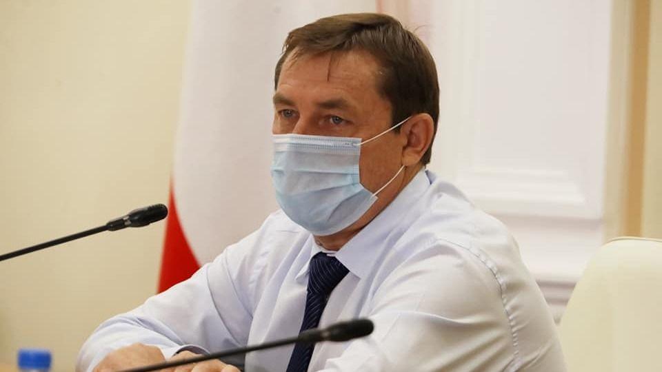 Коечный фонд для лечения пациентов с новой коронавирусной инфекцией составляет 3716 коек – Юрий Гоцанюк