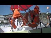 Как соблюдается техника безопасности на прогулочных катерах? (СЮЖЕТ)