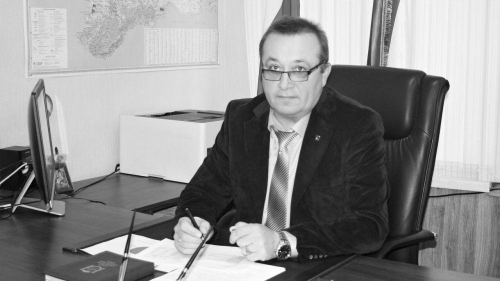 Умер экс-глава Госкомцен Крыма Юрий Новосад