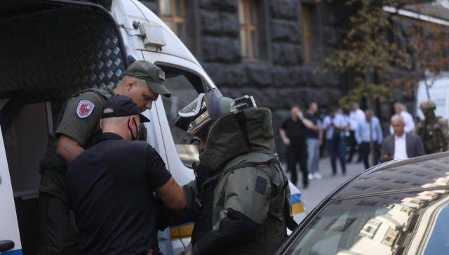 Захвативший кабмин Украины задержан, ранее он служил на Донбассе - СМИ