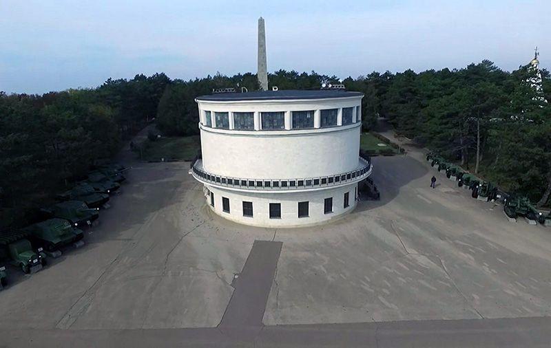 Диорама «Штурм Сапун-горы 7 мая 1944 года» закрывается на реставрацию