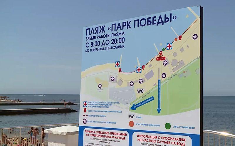 Чтобы победить в конкурсе, оператор пляжа «Парк Победы» подделал документы