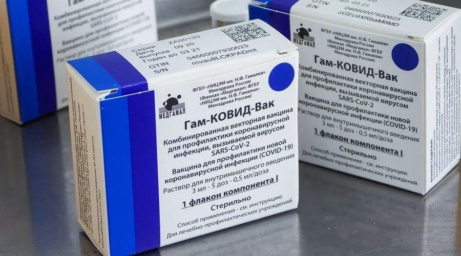 Крым получил крупную партию вакцины от коронавируса