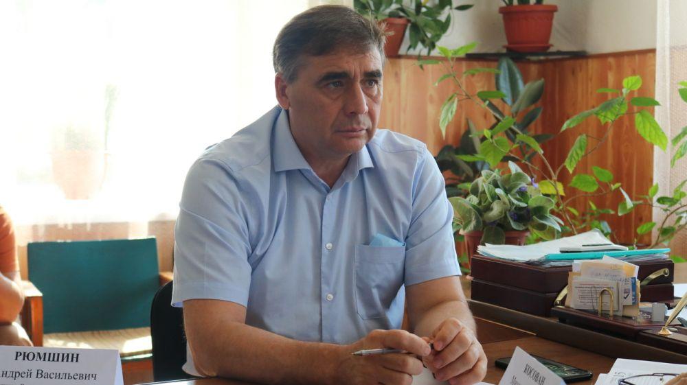 Андрей Рюмшин: Местные органы самоуправления должны акцентировать внимание в решении социальных вопросов селян