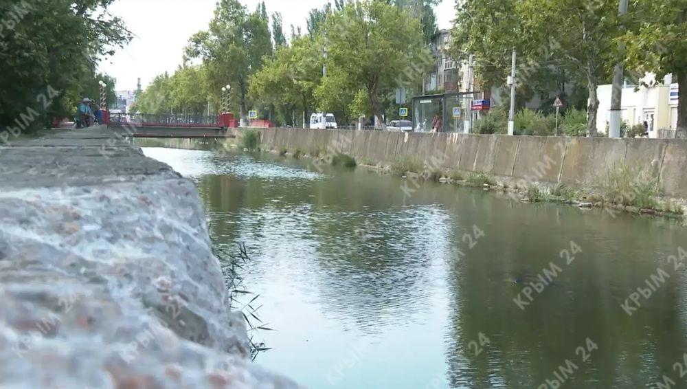 В Керчи пьяный мужчина упал в реку и захлебнулся
