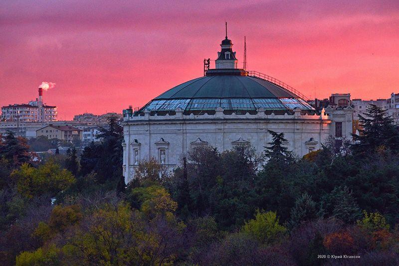 Севастопольский госуниверситет будет готовить кадры для Панорамы и Диорамы