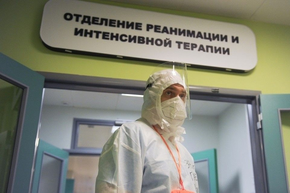 В Крыму антирекорд по смертности от COVID-19 за неделю