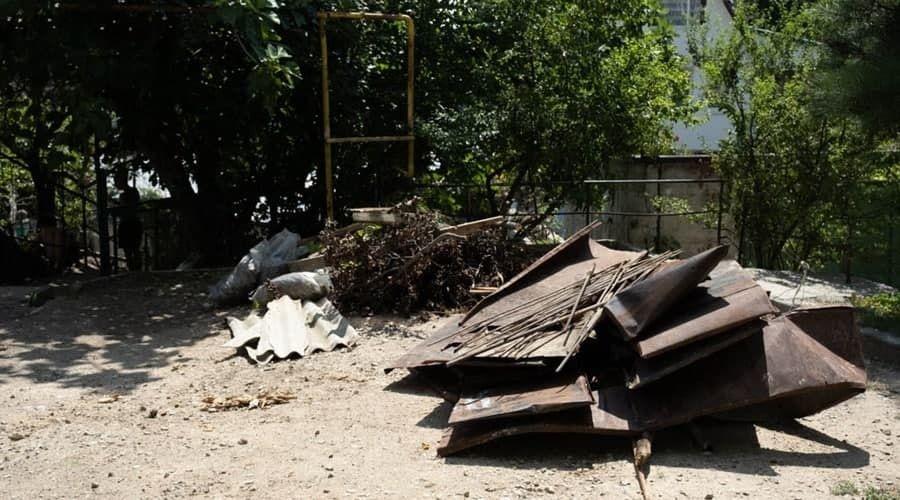 Власти Ялты отремонтируют более 60 пострадавших во время июньского потопа дворов