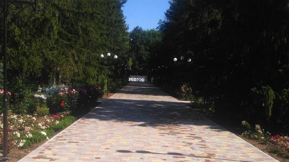 Михаил Назаров посетил Джанкойский район с рабочим визитом