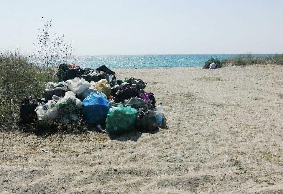 Пляжи косы Беляус в Крыму планируют благоустроить