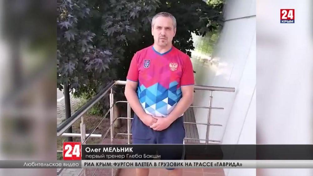 Первый тренер Глеба Бакши прокомментировал его бой в полуфинале