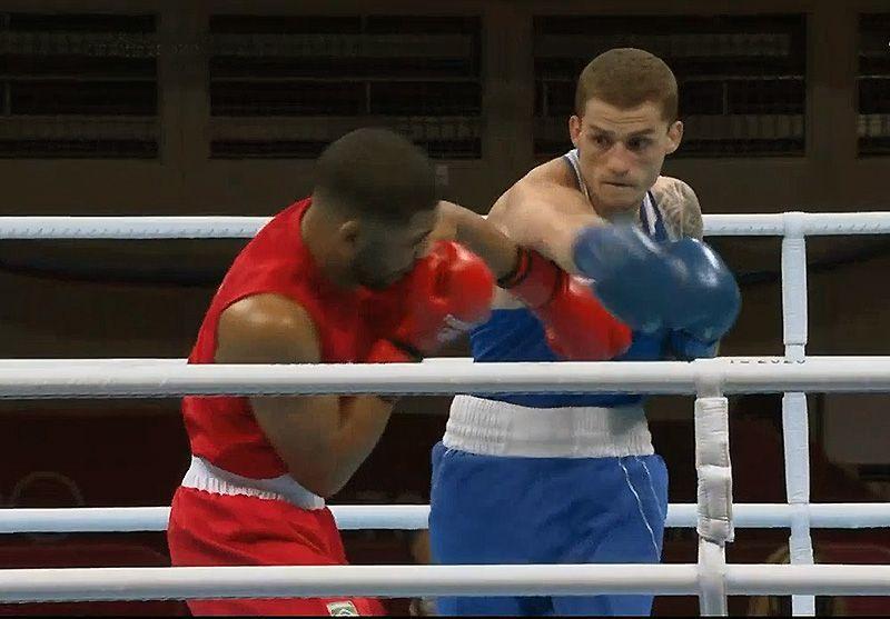 Крымчанин Глеб Бакши стал бронзовым призёром Олимпийских игр в Токио по боксу