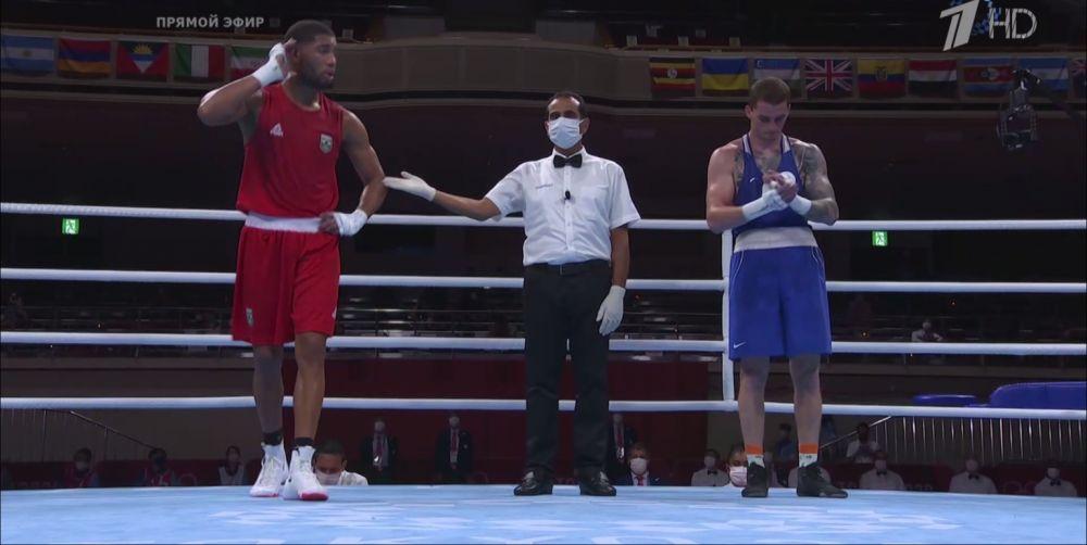 Крымский боксер Бакши выиграл «бронзу» Олимпийских игр