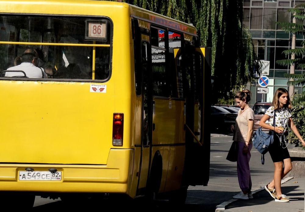 В общественном транспорте Симферополя с 15 июня будет проходить рейд по оплате проезда