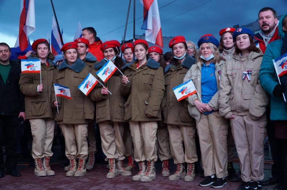 В Крыму осенью пройдут соревнования КВН для юнармейских команд