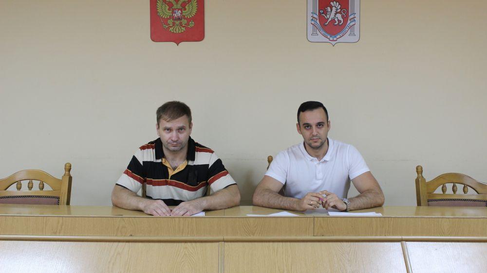 В администрации Сакского района состоялось очередное заседание административной комиссии