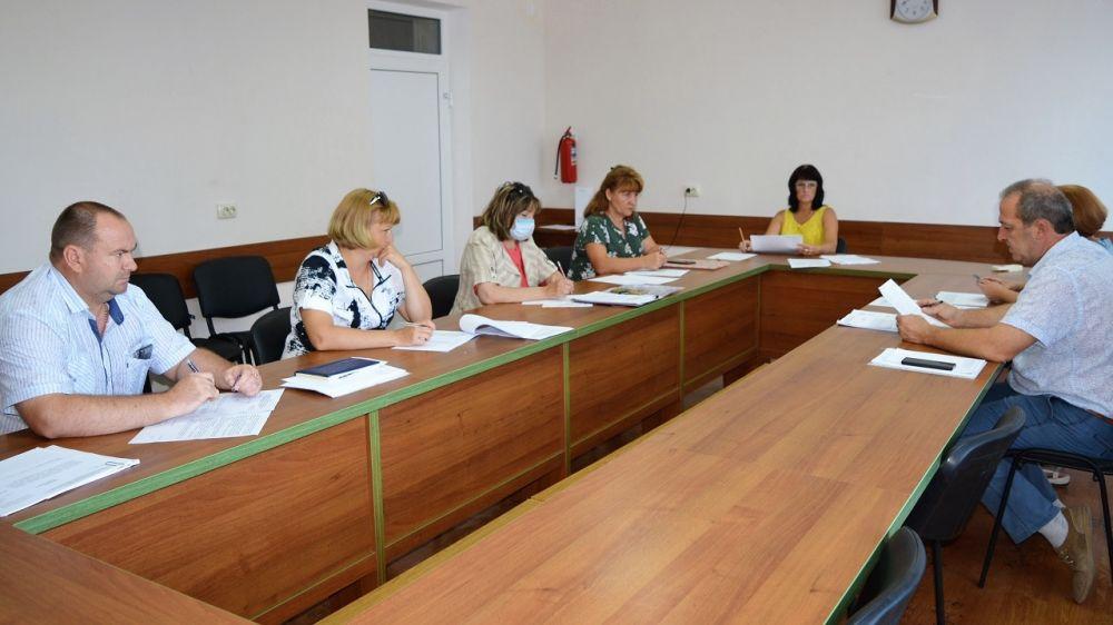 Состоялось заседание Балансовой комиссии по рассмотрению итогов финансово-хозяйственной деятельности муниципальных унитарных предприятий