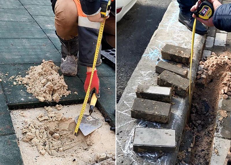 В Симферополе на благоустройстве дворов подрядчик украл около 6 млн рублей