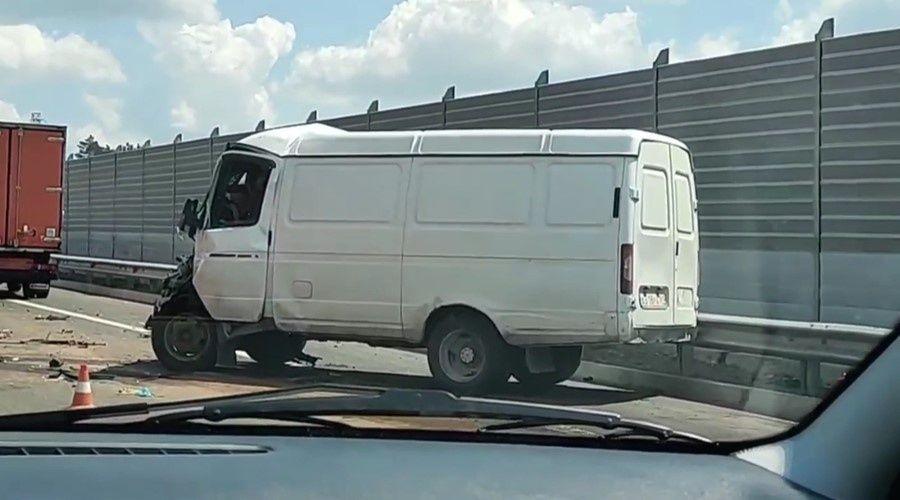 Два ДТП произошло на трассе «Таврида» в Бахчисарайском районе, один человек погиб