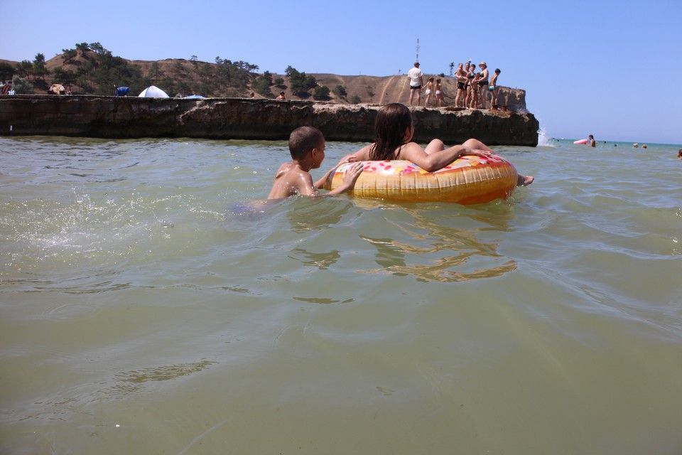 Погода в Крыму на 5 августа: без осадков и тепло +34