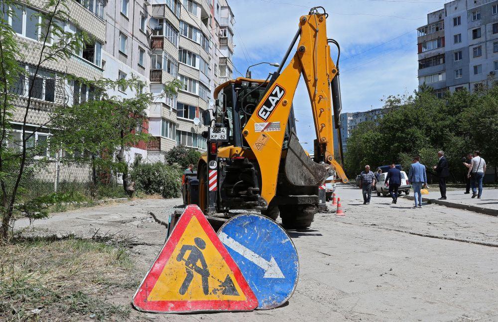 В Симферополе выявили многомиллионную схему хищения средств, выделенных на благоустройство