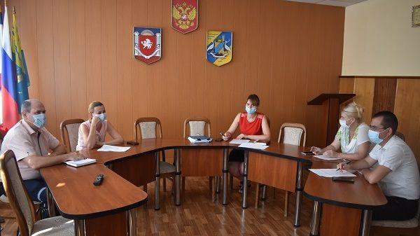 Состоялось очередное заседание Комиссии по управлению и распоряжению муниципальным имуществом