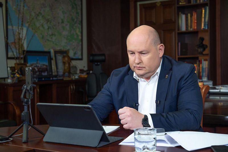 Михаил Развожаев во второй раз в прямом эфире в соцсетях ответил на вопросы севастопольцев