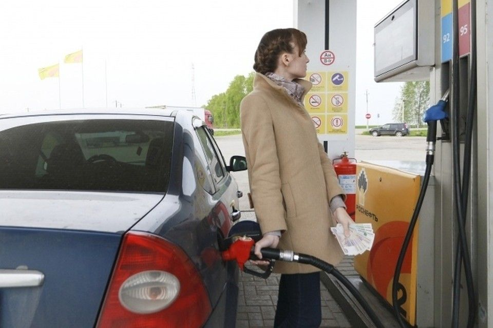 Насколько подорожал бензин в Крыму за минувшую неделю