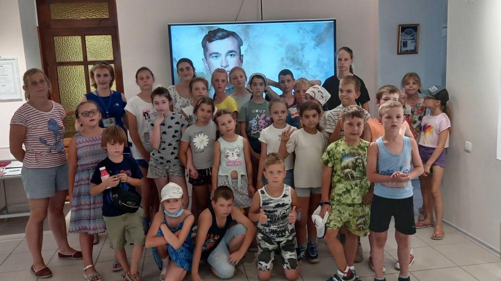 В Ялте состоялось торжественное закрытие летней тематической площадки «Краеведческая»