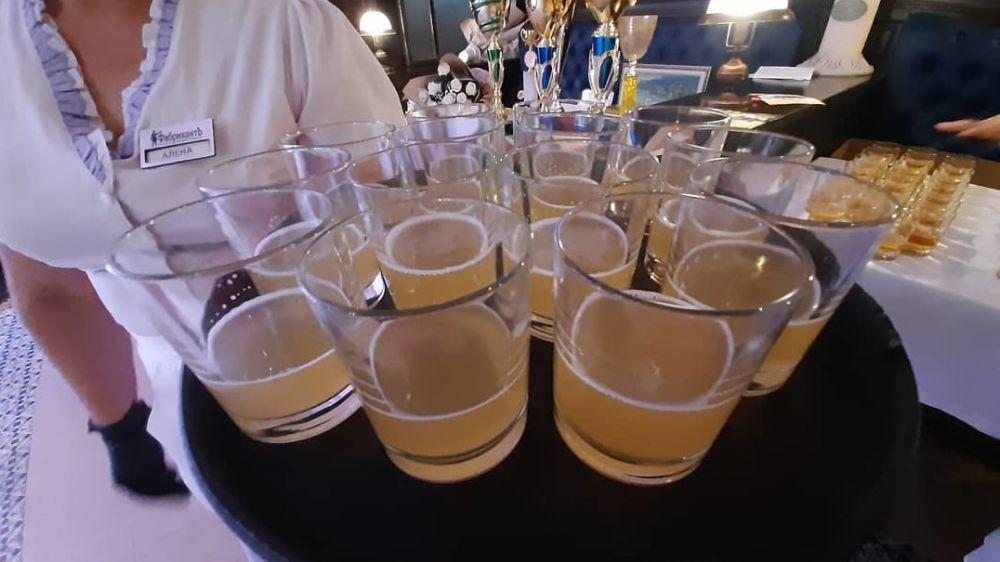 С начала года предприятиями пивоваренной отрасли республики произведено порядка 28 миллионов литров пива - Андрей Рюмшин