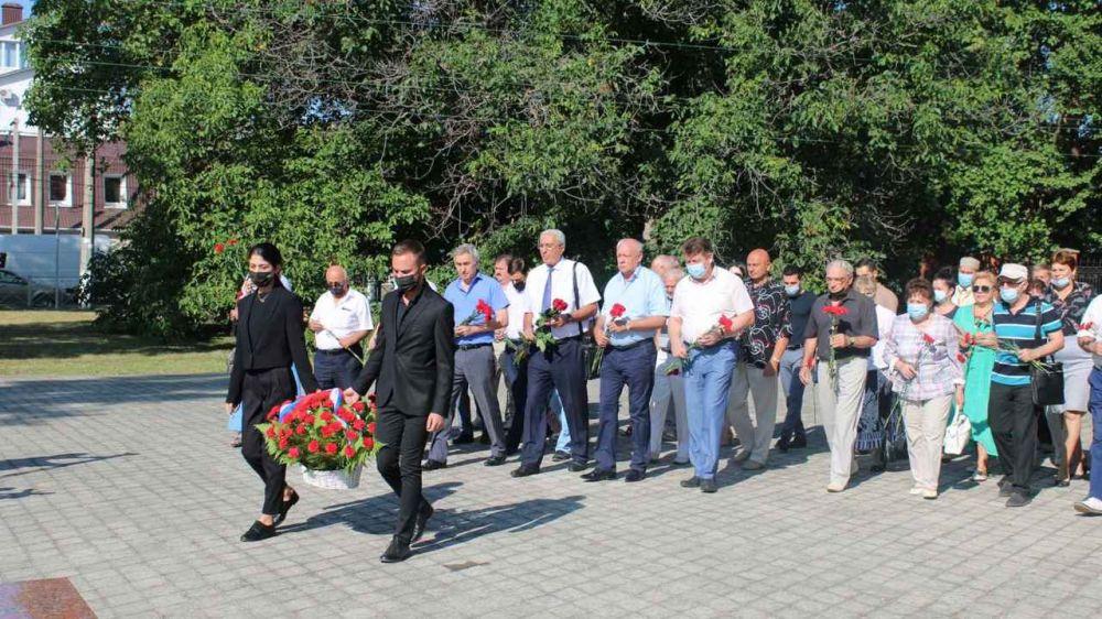 В Республике Крым почтили память жертв депортации немцев из Крыма