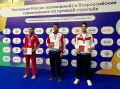 Крымские стрелки выиграли золото и бронзу чемпионата России