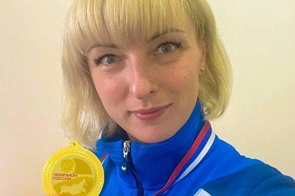 Виктория Сафонова выиграла первую медаль для Крыма на Паралимпийских играх