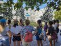 Севастополь впервые присоединился к акции «Экскурсионный флешмоб»