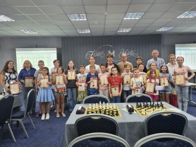 Крым становится одной из столиц российских шахмат