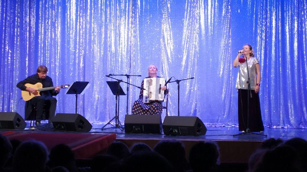 Концерты ансамбля «Маэстро Аккордеон» Челябинской государственной филармонии прошли в Симферополе и Евпатории