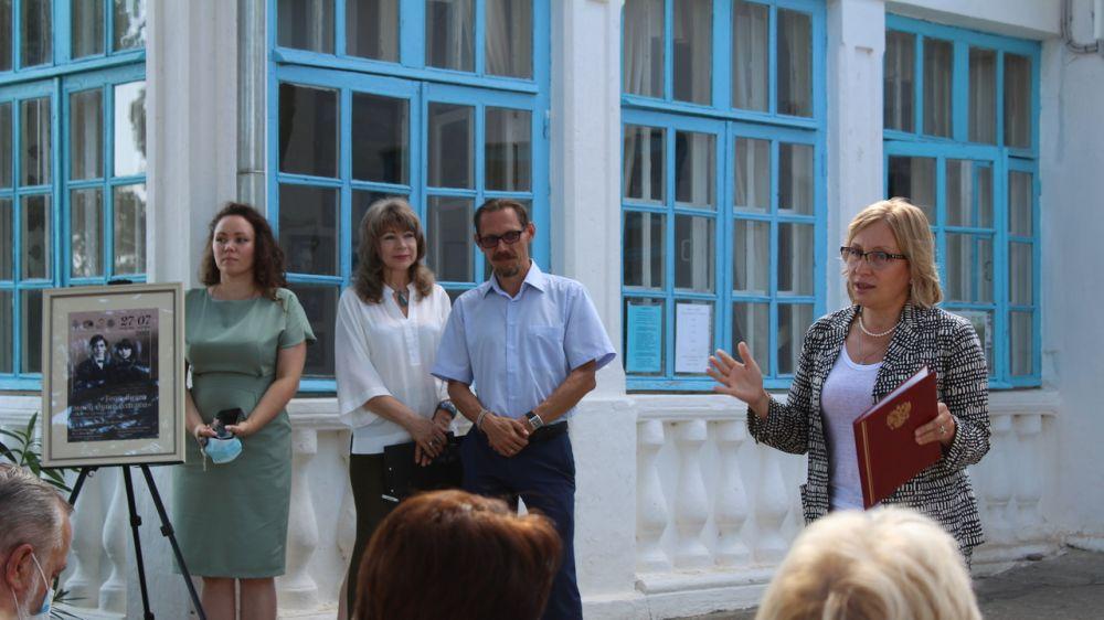 При поддержке Минкульта РК презентована выставка, приуроченная ко дню памяти Марины Цветаевой и Сергея Эфрона