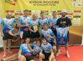 Севастопольцы дебютировали в Кубке России по пляжному регби