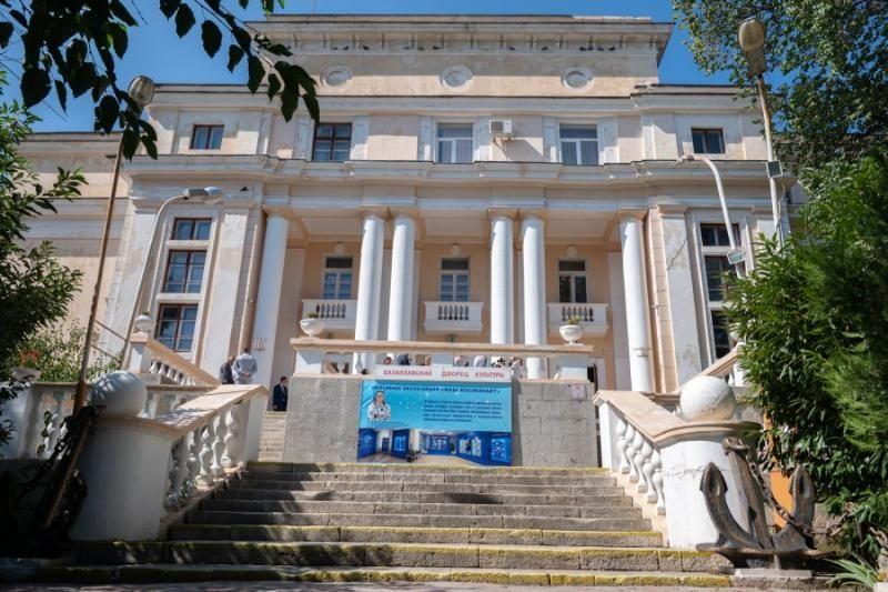 Все максимально сохраняется: Михаил Развожаев рассказал о реконструкции Дома культуры в Балаклаве