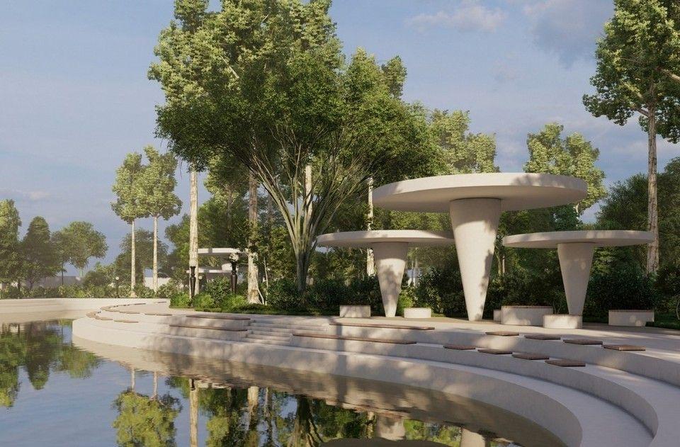 Город Саки победил в конкурсе лучших проектов комфортной городской среды