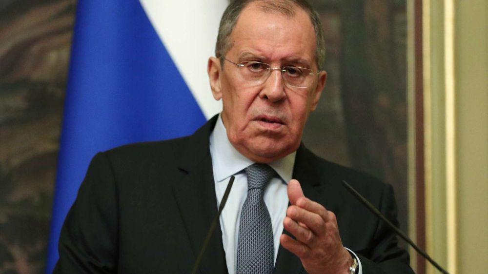 Лавров: украинские руководители сделали вывод о возврате Крыма