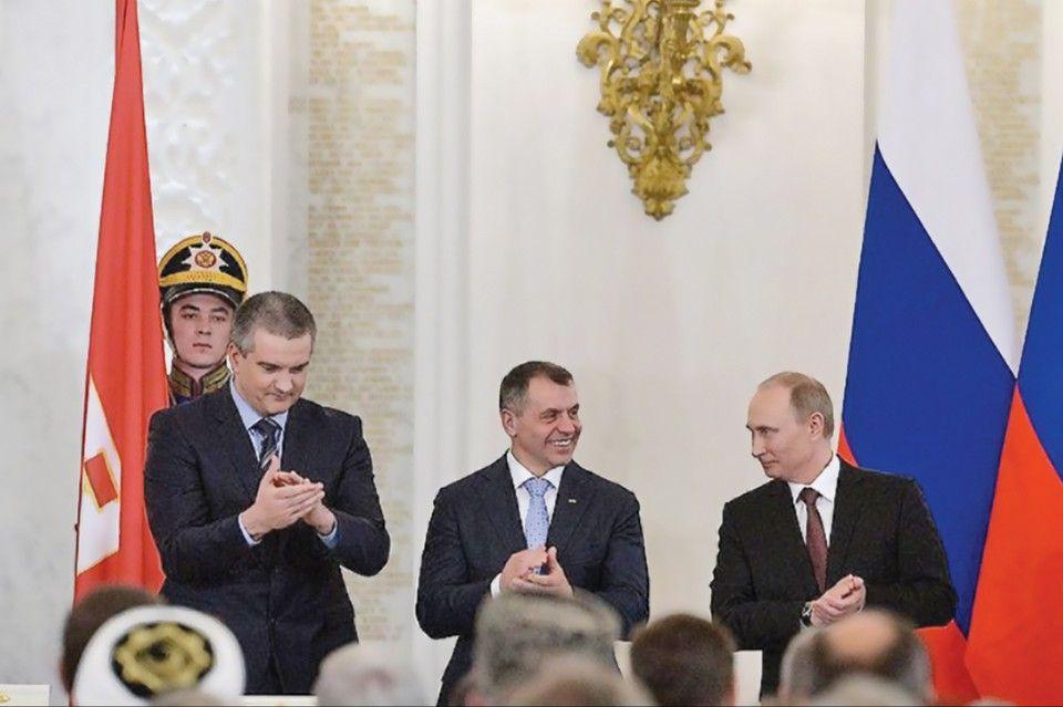 За или против команды Путина?