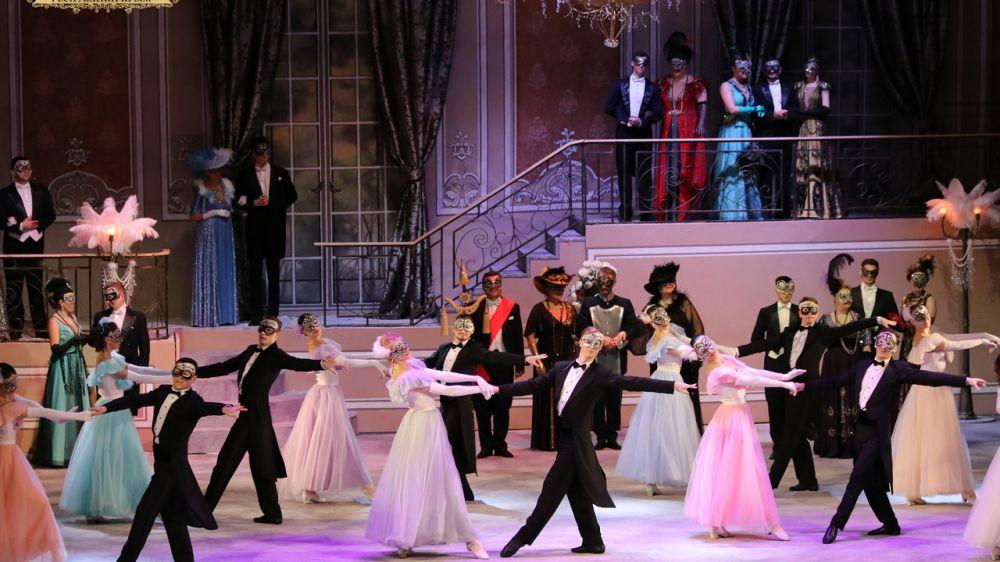 При поддержке Минкульта Крыма пройдет гастрольный тур Академического музыкального театра