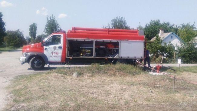 Пожарная безопасность в учебных учреждениях республики на особом контроле МЧС Крыма