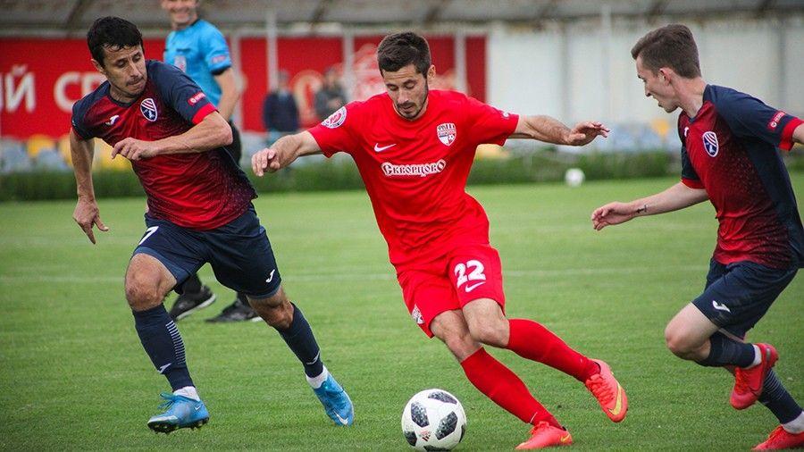 На выходных в Крыму пройдут матчи 3-го тура чемпионата Премьер-лиги КФС