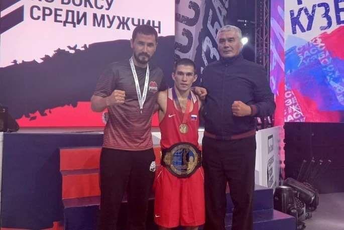 Крымчанин выиграл чемпионат России по боксу