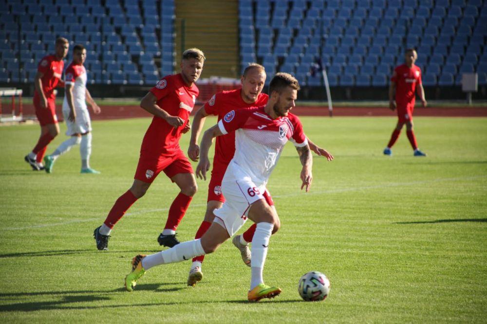 «Севастополь» продолжает двигаться в чемпионском темпе