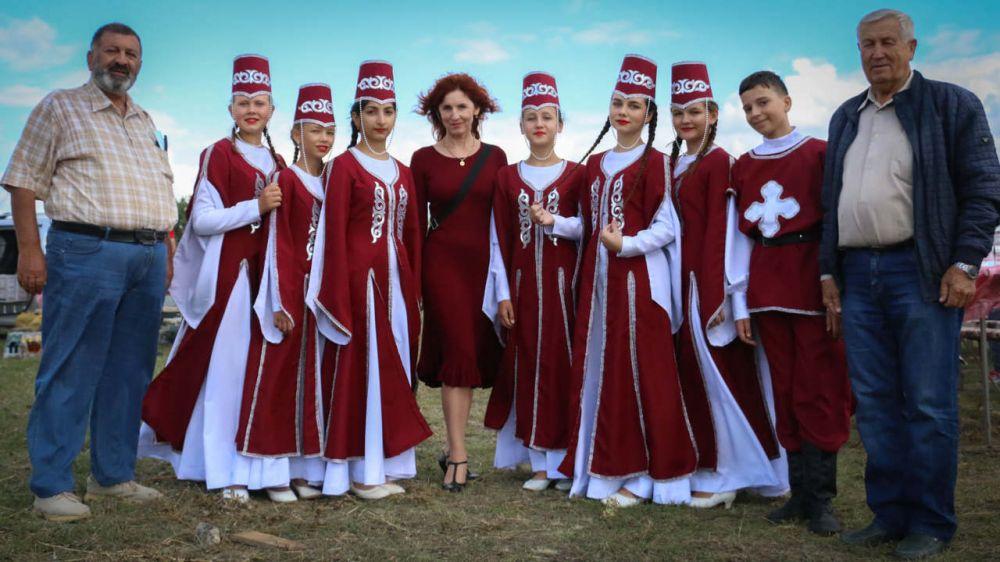 Руслан Якубов принял участие в праздновании Дня поселка Айкаван
